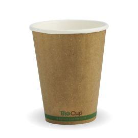 Biopak 8oz Cup Kraft Double Wall (1000)