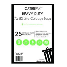 Garbage Bags Hduty 75ltr 250ctn