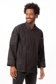 Gramercy Denim Zipper Jacket Large