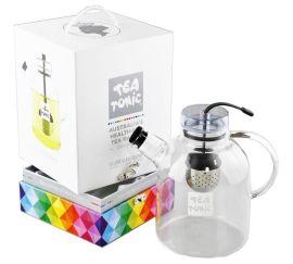 Glass Teapot 1.5ltr 6 Cup