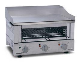 Griddle Toaster 14.3amp