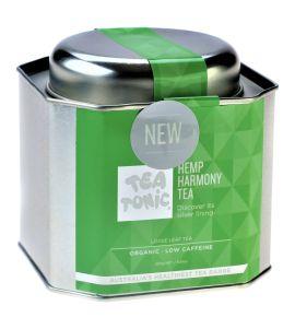 Caddy Tin - Hemp Harmony Tea 250g