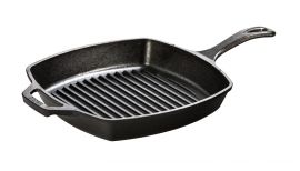 Lodge Cast Iron 10.5inch Grill Pan