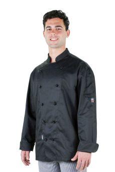 Prochef Jacket Black Small