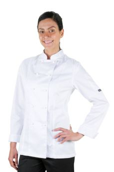 Prochef Ladies Jacket White Size 8