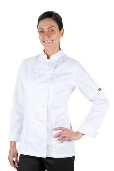 Prochef Ladies Jacket White Size 10