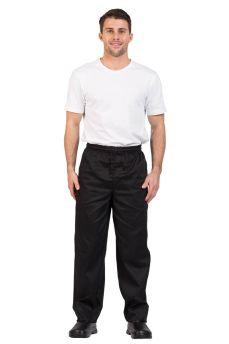 Prochef Pants Black Lge