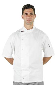 Prochef Modern Tunic White Med S/s