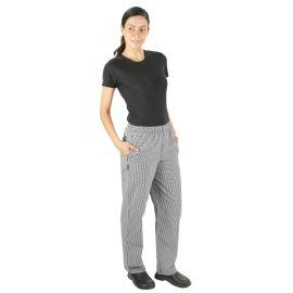 Prochef Womens Check Pant Size 14