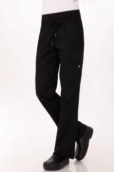 Comfi Womens Pants Blk 3xl
