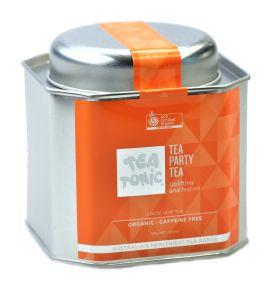 Caddy Tin - Tea Party Tea