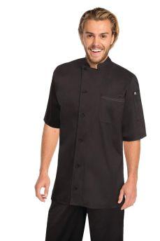 Valais Black Chef Jacket 2xl