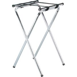 Chrome Stand For Trays