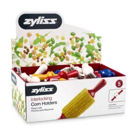 Zyliss Interlock Corn Holder Pair