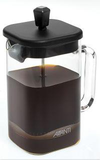 Avanti Oslo Square Coffee Plunger 600ml