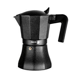 Fagor Tiramisu 6 Cup Alum Espresso
