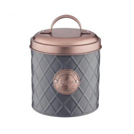 Typhoon Henrik Coffee Canister Copper