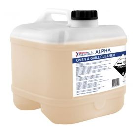 Alpha Oven & Grill Cleaner 15lt