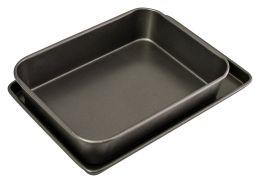 Bakemaster Roasting/ Oven Tray 2pk