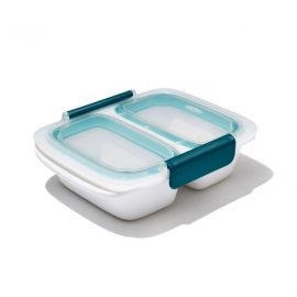 Oxo Prep & Go Divided Container 0.4l