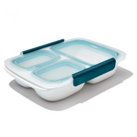Oxo Prep & Go Divided Container 0.9l