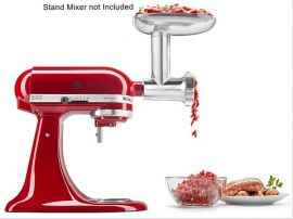Kitchenaid Metal Food Grinder Attachment