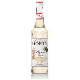 Monin White Choc 700ml