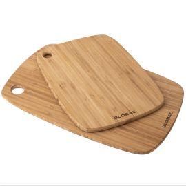 Global Tri-ply Bamboo Utility Board Set