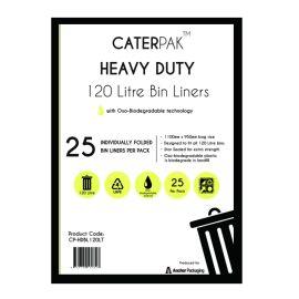 Bin Liner 120lt Heavy Duty (125)