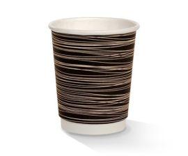 Cup 8oz Dbl Wall (500) L =HL8B 80mm