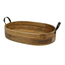 Ploughmans Oval Tray