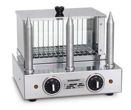 Roband Hot Dog Tank/bun Warm 3 Spike