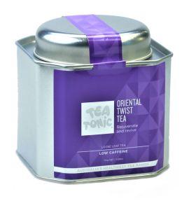 Caddy Tin - Oriental Twist Tea 200g
