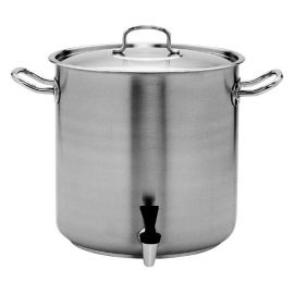 Pujadus Stockpot With Tap 30lt