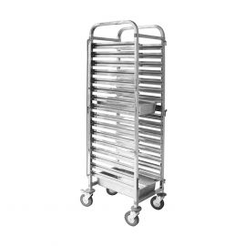 Gastronorm Trolley Fits 16 X 1/1