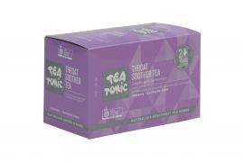 Throat Soother 20 Tea Bags Box