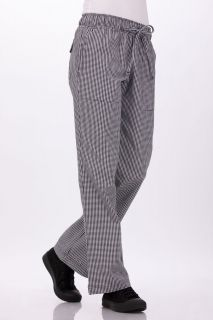 Womens Check Pants - Lge