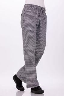 Womens Check Pants - Small